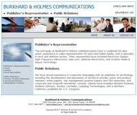 Burkhard & Holmes Communications